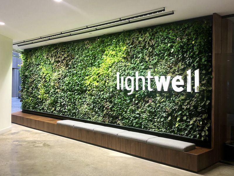 Renovated Lightwell Tower Brightens Downtown Office Market