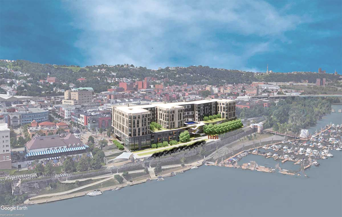 SomeraRoad gets planning vote for 246-unit apartment project at SouthSide Works